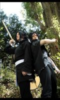 . Uchiha Brothers o2 . by Schokoschal