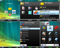 Vista Theme for UIQ3 by Stianu89