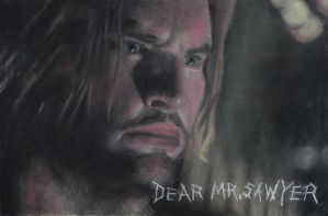 Dear Mr. Sawyer by shahuskies