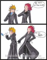 Why Roxas left Org XIII by Rumdiculous