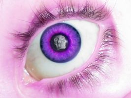 Pink Eye by MarilynsMistress