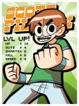 Scott Pilgrim Levels Up by nico-only