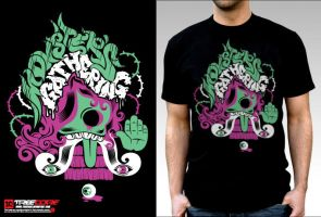 Official tees MonsterGathering by treecore