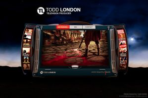 Todd London by pixelbudah