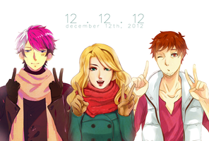 LoX: 12/12/12 by aeriim