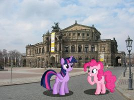 PP and TS at Saxony by laopokia