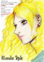 Twilight: Rosalie Hale by tabeck