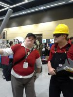 ECCC pictures: NEED A DESPENCER HERE. by ParadoxialGamer