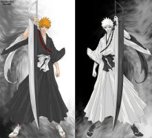 Ichigo - My Other Half by Xpand-Your-Mind