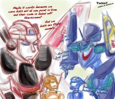 TF - Jetfire and Jetstorm by liliy