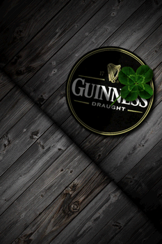 St. Patricks Day Background by Colbz