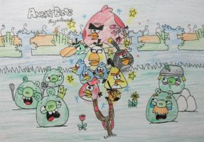Angry Birds - Turn back those days by AngryBirdsStuff