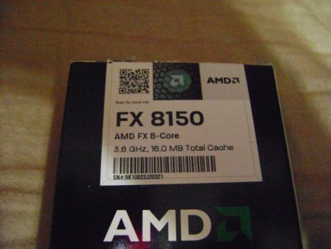 AMD FX-8150 by EVIL-MINDS-CREATIONS