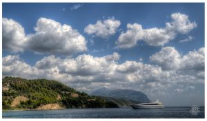 Northern Evia Island in Greece 001 by etsap