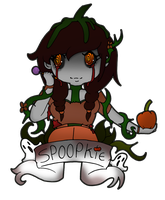 ~ Spoop ~ by ThePastelZombii