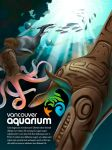 Vancouver Aquarium Poster by frazbot