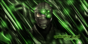 Splinter Cell by maher77