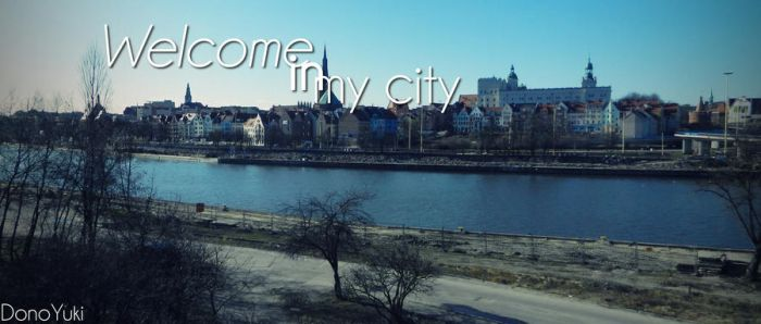 Welcome in my city 2 by DonoYuki