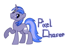 Pixel Chaser by zoidledoidle