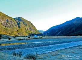 NZ. Upper Wairau Valley by Von-Chan