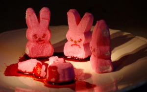 Murder in Peep City by amwtm