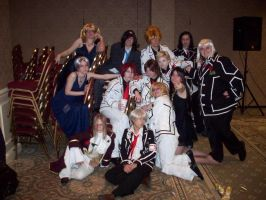Vampire Knight cast by lupevales