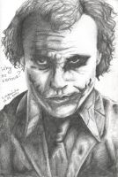 Joker-  Why so serious? by REMAINfaithful