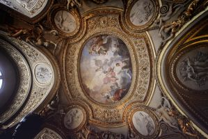 Decadence in Versailles by Michaella-Designs
