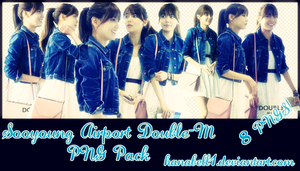 Sooyoung Airport Double-M PNG Pack by HanaBell1