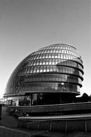 City Hall, London II by AlanSmithers