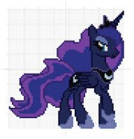 Princess Luna by Stinnen