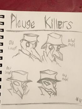 #10 The Plauge Killers  by dissapointinglysad
