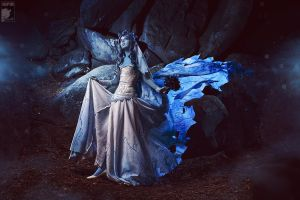 Corpse bride. by Kifir