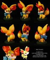 Baby Fennekin Final by aachi-chan