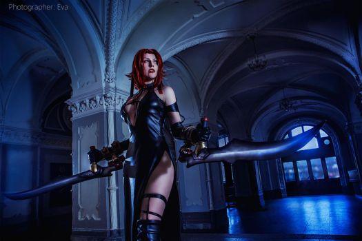 BloodRayne - Night Hunt by ilona-lab