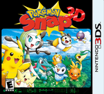 Pokemon Snap 3D Cover by Drayle88
