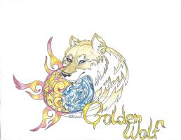 Gift: Goldenwolf by LunarSkies92
