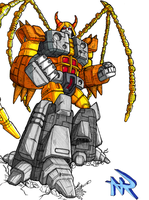 Unicron by Superbdude1