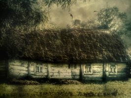 old home... by mirandaarts