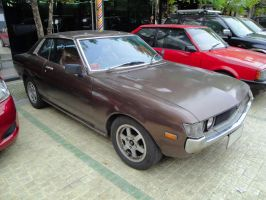 First gen Celica 1 by gupa507