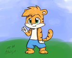 Tykie MKcolor by MKbuster