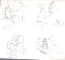 Wulf's crappy sketches yay... by 2dumb2die