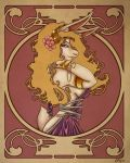 Greek Gods: Aphrodite Colored by Candy-Janney