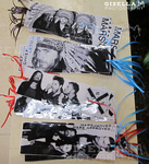 Echelon Bookmarks by gisellam