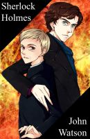 Possessive!Sherlock by RedCAT18