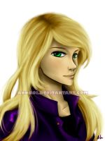Requested: Alessa-Lindlay's OC by annaoi