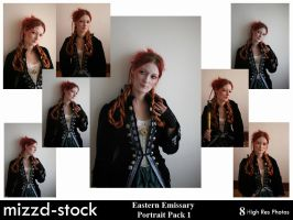 Eastern Emissary P Pack 1 by mizzd-stock