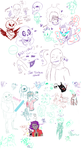 Drawpile:  ShitPost Two-in-One !! XD by Yore-Donatsu