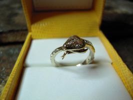 snake ring by Debals