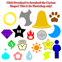 EDITED! Fun Pack #1 Version 2 by Midday-Mew
